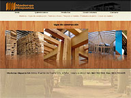 Valencia dise o web programaci n web valencia espa a - Maderas hispania ...